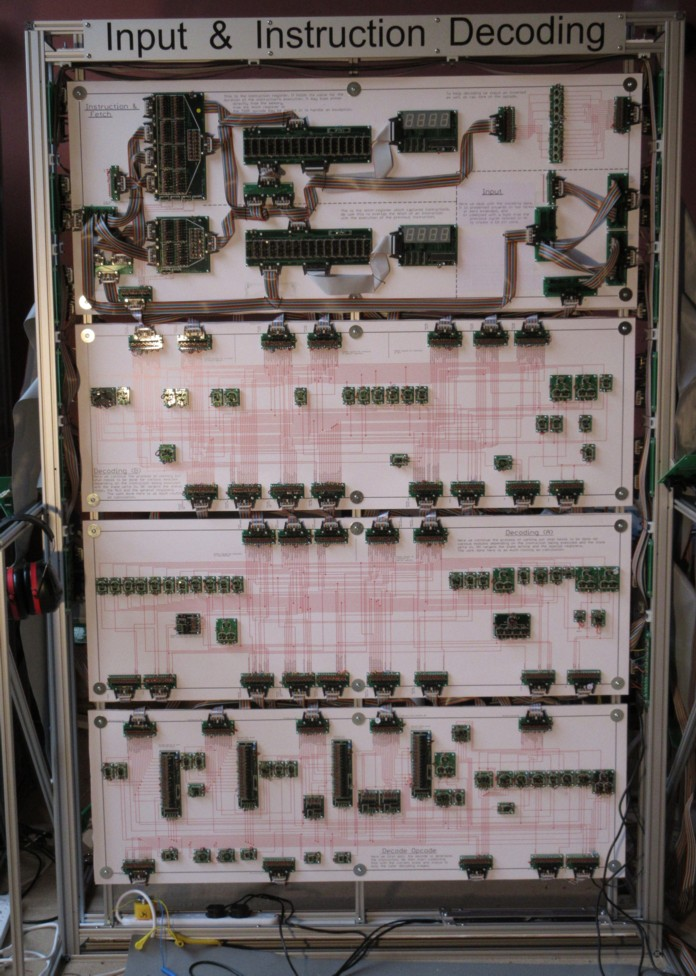 Picture of decoder frame